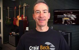 Craig Beck – Santa Clarita Guitar & Bass Studio