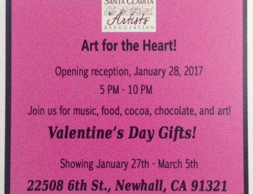 Art for the Heart!
