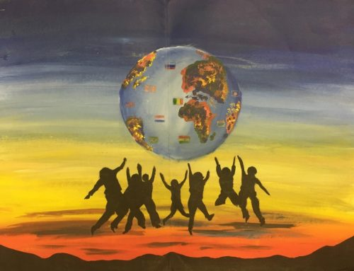 Peace through People: Young Artists and Authors Showcase