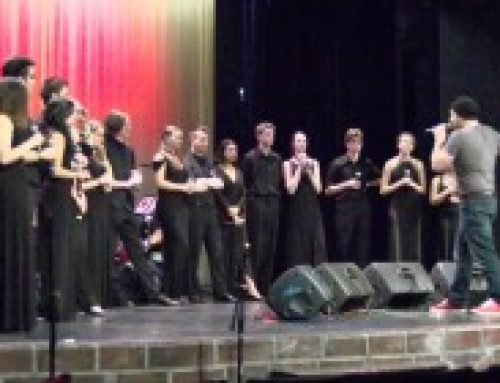 COC Cougar News | Vocal Jazz and A Capella Festival