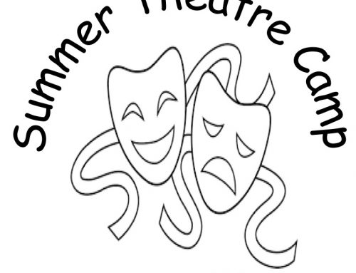 Theatre Camp Registration Deadline