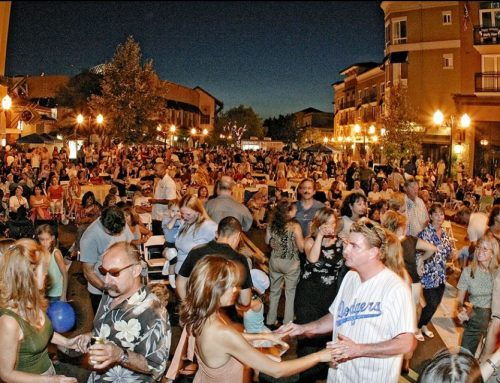 June 16: Opening Night of Jazz and Blues at Valencia Town Center