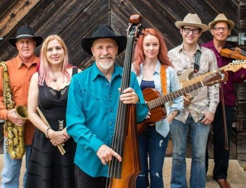 OutWest Concert Series | Hot Texas Swing Band