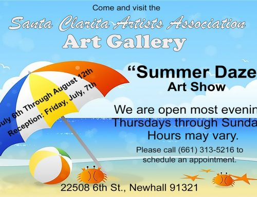 Summer Daze Art Show