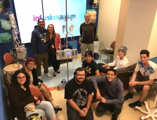 CalArtians Collaborate on 'Infusarium' for Youth Cancer Patients