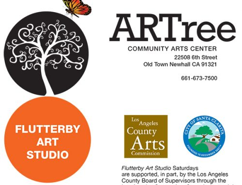 Flutterby Returns to Community Arts Center