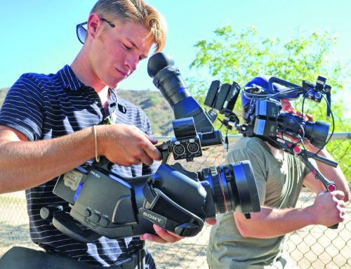Filming Continues to Flourish in Santa Clarita