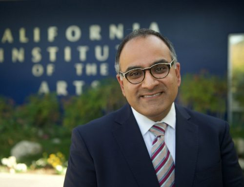 CalArts Inaugurates Ravi S. Rajan as Fourth President