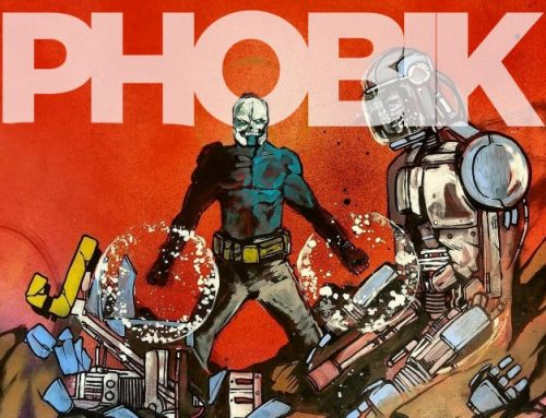 Phobik God