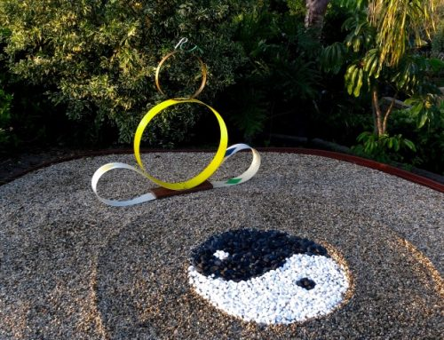"""Zen Space"" Art Exhibit by BiJian Fan on Display at the Westfield Valencia Town Center Art Space"