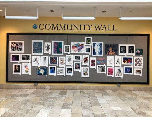 High School Student Art Exhibit