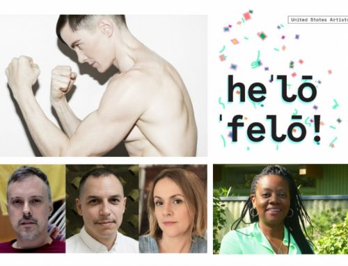 CalArtians Among United States Artists' New Fellowship Class