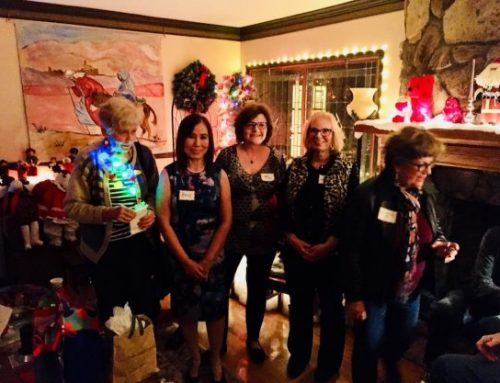 Santa Clarita Artists' Association Inducts New Executive Board