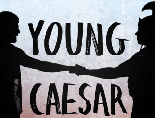 CalArtians Featured on Digital Recording of 'Young Caesar' Opera