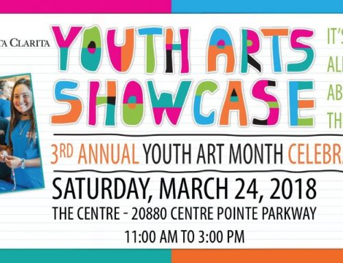 City to Host Youth Art Showcase in Celebration of Youth Art Month