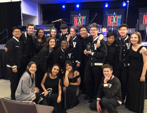 Valencia High Choir Takes Home First Place at Monterey Jazz Festival