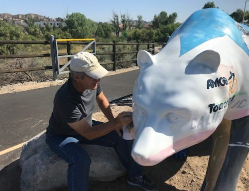 New Public Art Piece in Santa Clarita