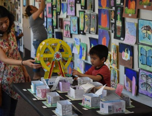 Newhall Students Shine in 11th Annual Art Show