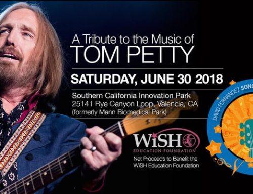 Tom Petty Tribute in California Innovation Park
