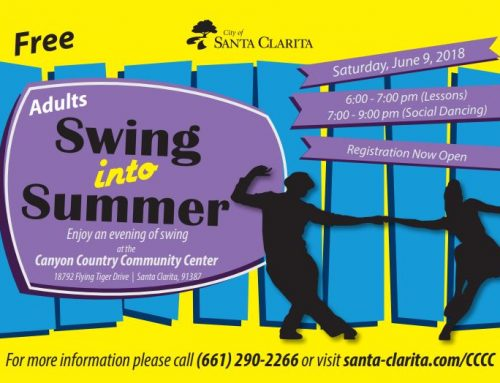 """Swing into Summer"" at the Canyon Country Community Center"