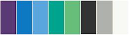 Color Combo # 1 - Ocean