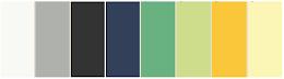 Color Combo # 2 - Desert