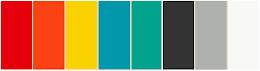 Color Combo # 3 - Landscape