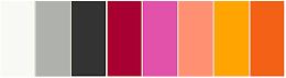 Color Combo # 4 - Dusk