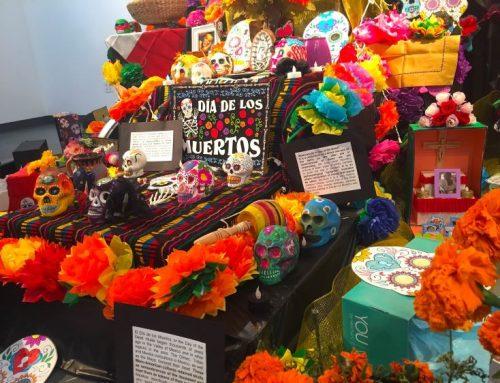 Día De Los Muertos Community Alter