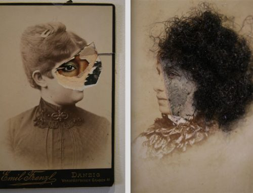 Belle Jet and Cabinet Cards